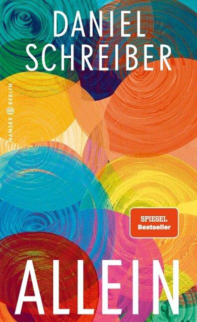 Allein - Daniel Schreiber