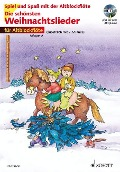 Die schönsten Weihnachtslieder für 1-2 Alt-Blockflöten. Mit CD - Hans Magolt, Marianne Magolt