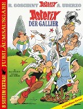 Asterix 01 - Jubiläumsausgabe - Albert Uderzo, René Goscinny