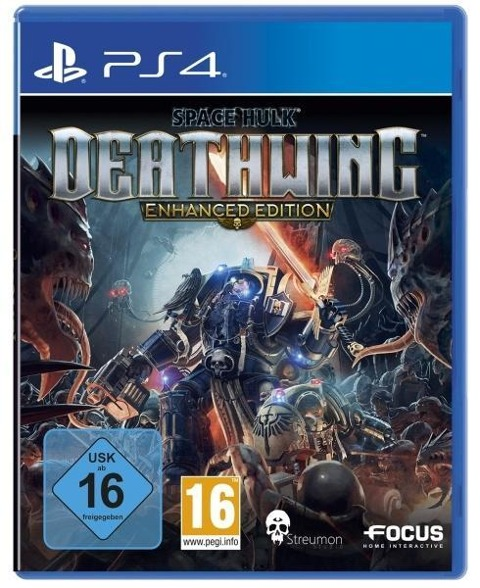 Deathwing: Space Hulk Enhanced Edition (PlayStation PS4) -