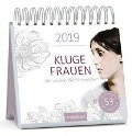 Kluge Frauen 2019. Postkartenkalender -