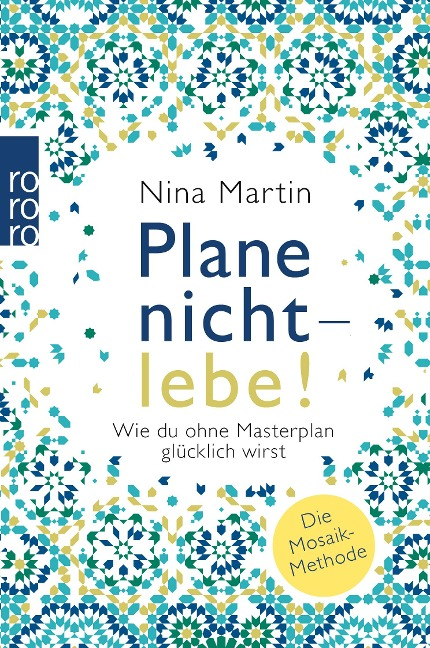 Plane nicht - lebe! - Nina Martin, Benedict Probst