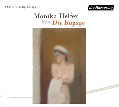 Die Bagage - Monika Helfer