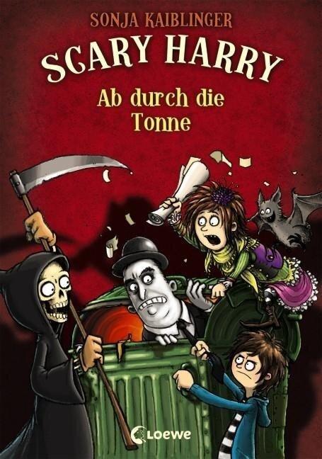 Scary Harry - Ab durch die Tonne - Sonja Kaiblinger