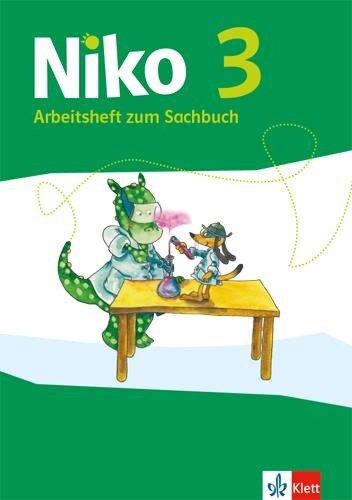 Niko 3. Arbeitsheft zum Sachbuch mit Audio-CD Klasse 3. Ausgabe Schleswig-Holstein, Hamburg, Bremen, Nordrhein-Westfalen, Hessen, Rheinland-Pfalz, Saarland -