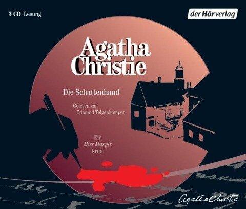 Die Schattenhand - Agatha Christie