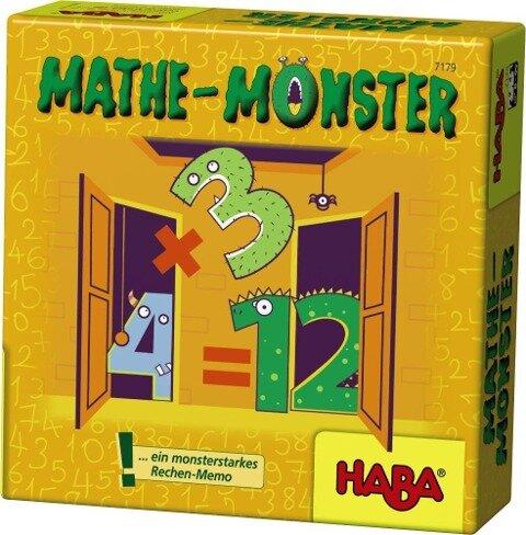 Mathe-Monster -
