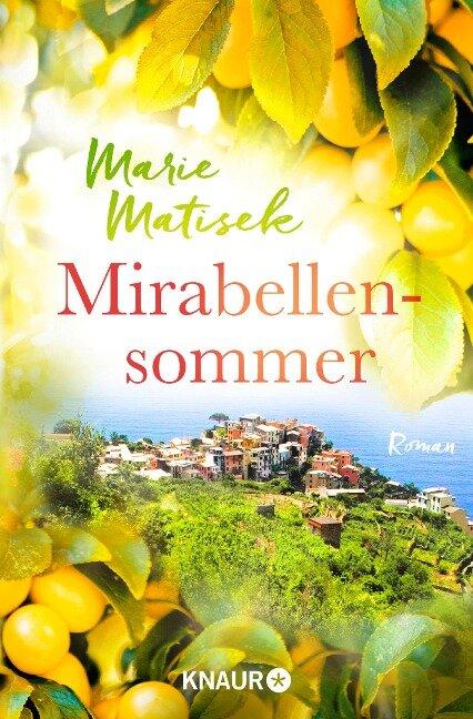 Mirabellensommer - Marie Matisek