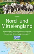 DuMont Reise-Handbuch Reiseführer Nord-und Mittelengland - John Sykes