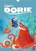Findet Dorie Planungskalender (Wandkalender 2018 DIN A4 hoch) - Disney Pixar