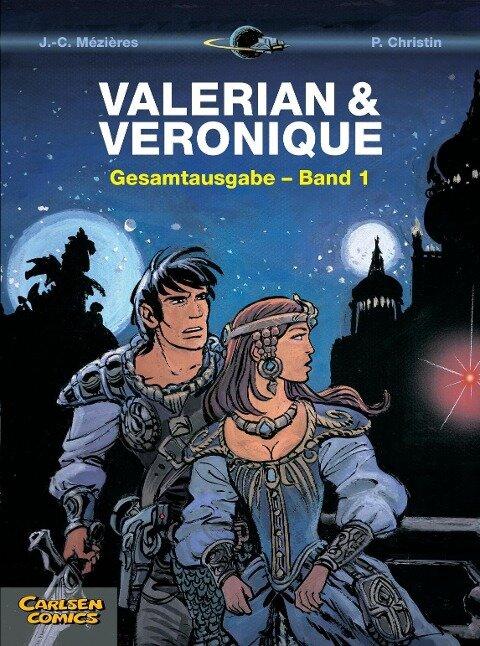 Valerian und Veronique Gesamtausgabe 01 - Pierre Christin