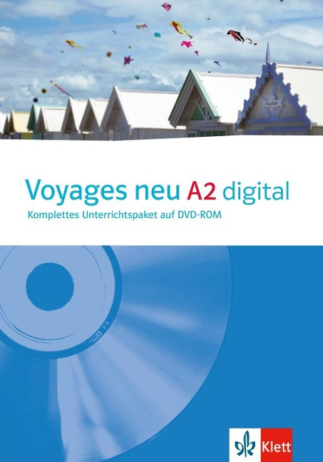 Voyages neu. A2 digital, DVD-ROM -