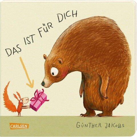 Das ist für dich - Günther Jakobs