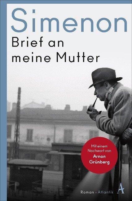 Brief an meine Mutter - Georges Simenon