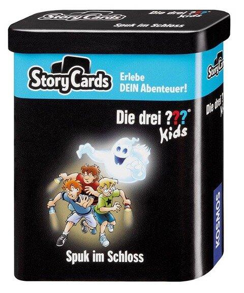 Die drei ??? Storycards - Spuk im Schloss (drei Fragezeichen) - Ulf Blanck