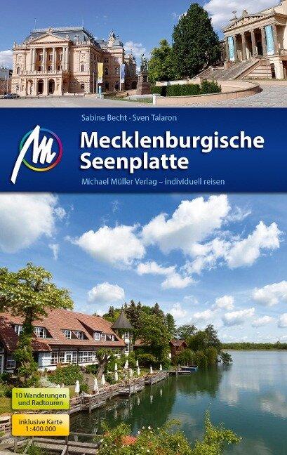 Mecklenburgische Seenplatte Reiseführer Michael Müller Verlag - Sabine Becht, Sven Talaron