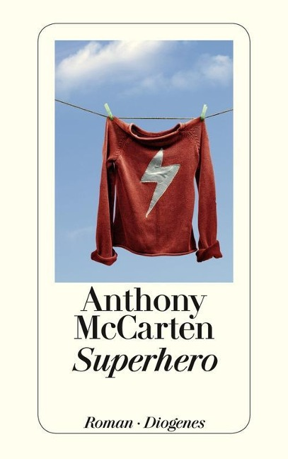 Superhero - Anthony McCarten