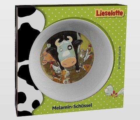 Lieselotte Melaminschüssel - Alexander Steffensmeier