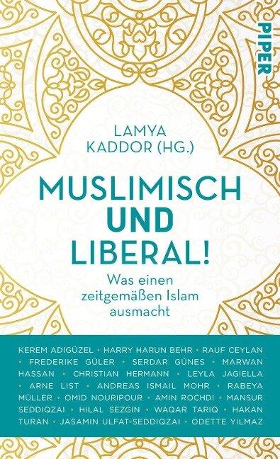 Muslimisch und liberal! -