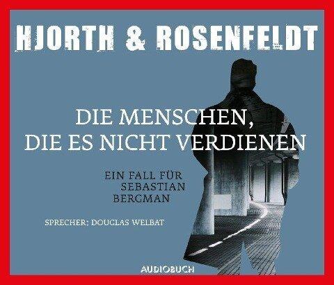 Die Menschen, die es nicht verdienen - Michael Hjorth, Hans Rosenfeldt
