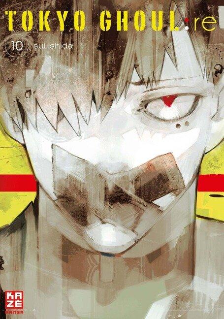 Tokyo Ghoul:re 10 - Sui Ishida