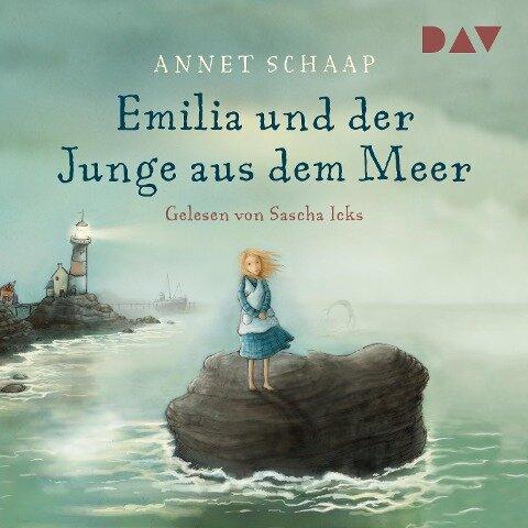 Emilia und der Junge aus dem Meer - Annett Schaap