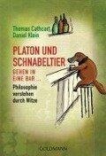 Platon und Schnabeltier gehen in eine Bar... - Thomas Cathcart, Daniel Klein