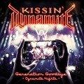 Generation Goodbye-Dynamite Nights (DVD+2CD-Digi) - Kissin' Dynamite
