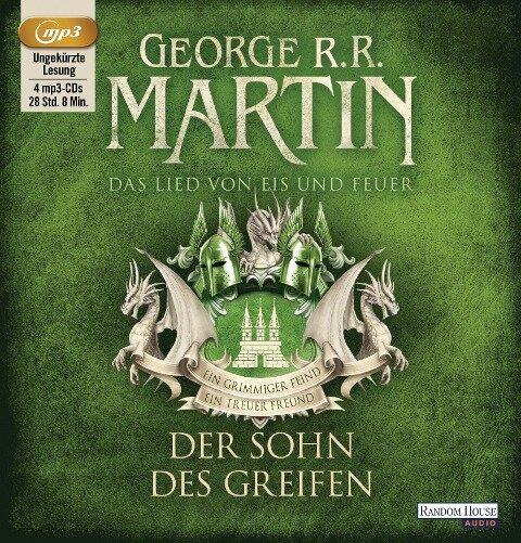 Das Lied von Eis und Feuer 09. Der Sohn des Greifen - George R. R. Martin