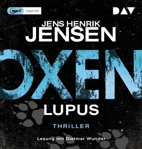 Oxen. Lupus - Jens Henrik Jensen
