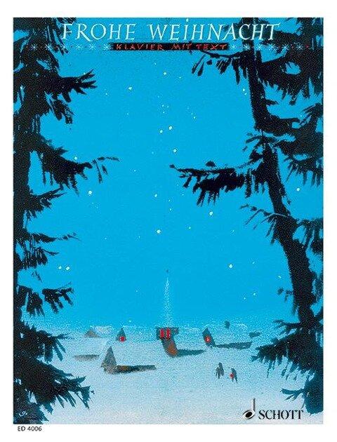 Frohe Weihnacht -