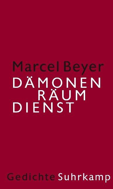 Dämonenräumdienst - Marcel Beyer