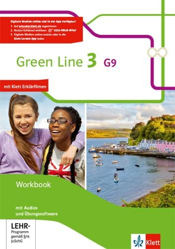 Green Line 3 G9. Workbook mit Audio-CD und Übungssoftware -