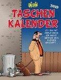 Uli Stein Taschenkalender 2019 - Uli Stein