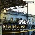 Nachtzug nach Lissabon - Pascal