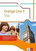 Orange Line 1. Workbook mit Audio-CD. Ausgabe 2014 -