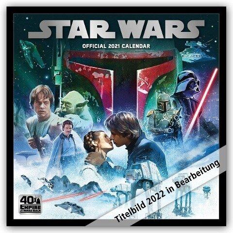 Star Wars - Classic 2022 - Wandkalender -