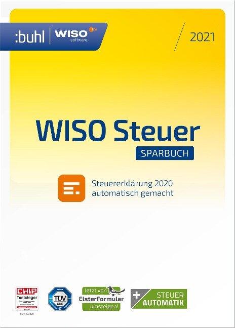 WISO steuer:Sparbuch 2021 -