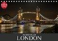 Wundervolles London (Tischkalender 2019 DIN A5 quer) - Dirk Meutzner