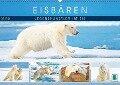 Eisbären: Lebenskünstler im Eis (Wandkalender 2019 DIN A2 quer) - K. A. Calvendo
