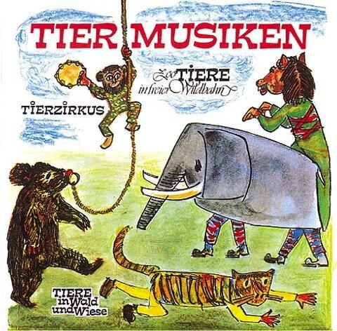 Tiermusiken - Robby Schmitz