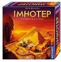 Imhotep - Baumeister Ägyptens - Phil Walker-Harding