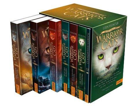 Warrior Cats. Staffel 4/01 - 06. Zeichen der Sterne - Erin Hunter