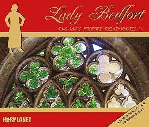 Das Lady Bedfort Krimi-Archiv 4 -