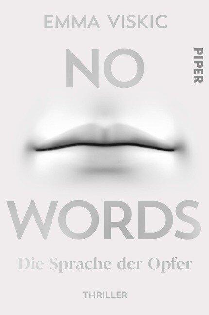 No Words - Die Sprache der Opfer - Emma Viskic