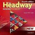 New Headway Elementary: Class Audio CDs -