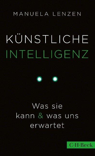 Künstliche Intelligenz - Manuela Lenzen