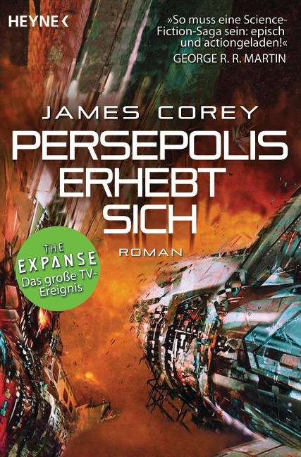 Persepolis erhebt sich - James Corey