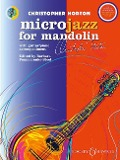 Microjazz for Mandolin - Christopher Norton