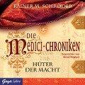 Hüter der Macht - Rainer M. Schröder